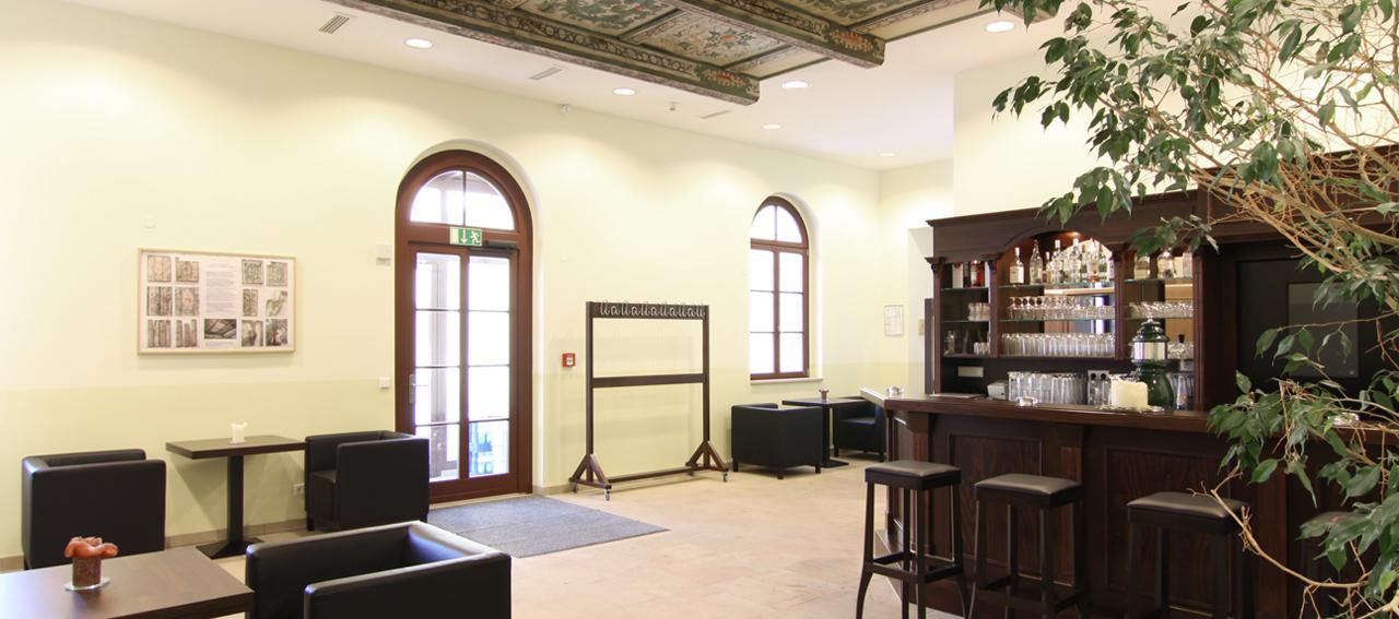 Schloss Burgk Bar/Lounge
