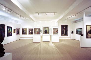 Ausstellung / Bergbaumuseum
