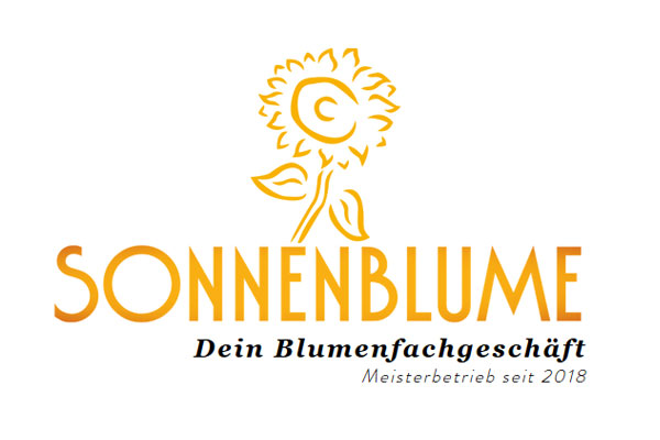Logo Blumenfachgeschäft Sonnenblume Freital