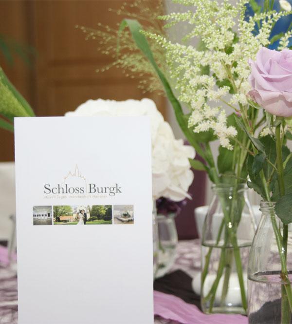 Schloß Burgk Freital Hochzeit