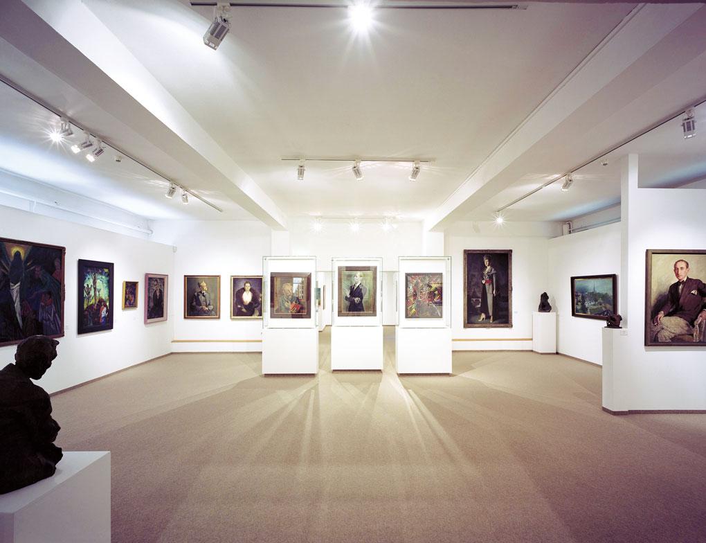 Museum wieder geöffnet