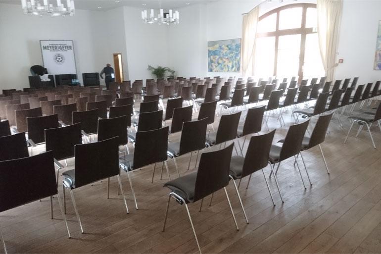 Schloss Burgk Freital Tagung