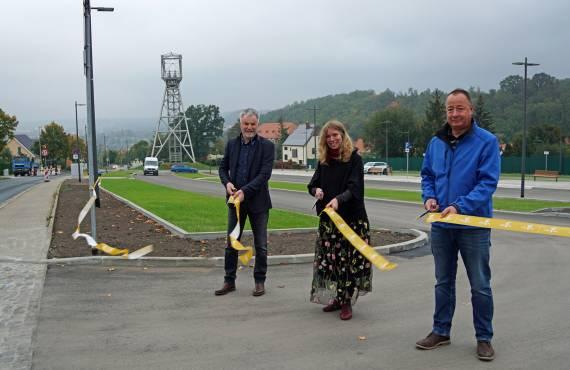 Touristischer Parkplatz an Schloss Burgk fertiggestellt